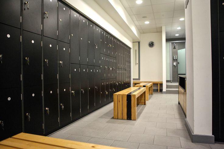 Changing room gym elements pinterest 리셉션 lockers 및 디자인