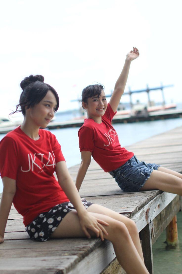 Kinal & Ayana JKT48