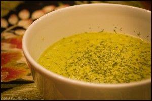 Creamy Asparagus Soup (HCG Compliant) | Living Gluten and Grain Free