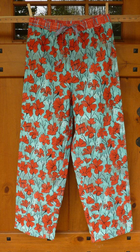 Teen Pajama Pants 27
