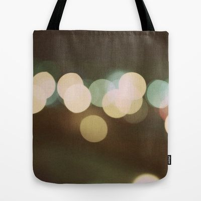 Let Go of The World You Know Tote Bag by Sarah Zanon - $22.00