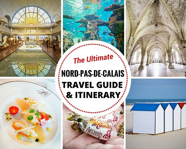 We share our slow travel guide to and in Nord-Pas-de-Calais so you have all the information you need to plan your travel itinerary to Northern France.