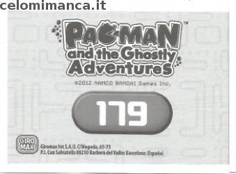 Pac-Man and the Ghostly Adventures: Retro Figurina n. 179 -