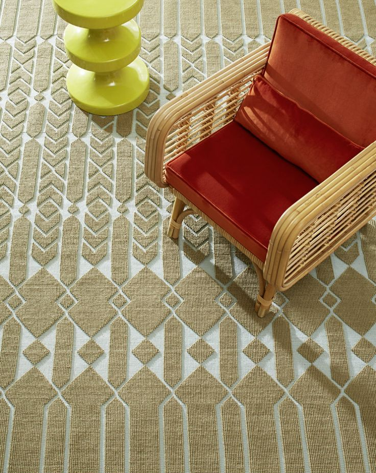 Exclusive: India Mahdavi launches new carpet design   Covet Edition