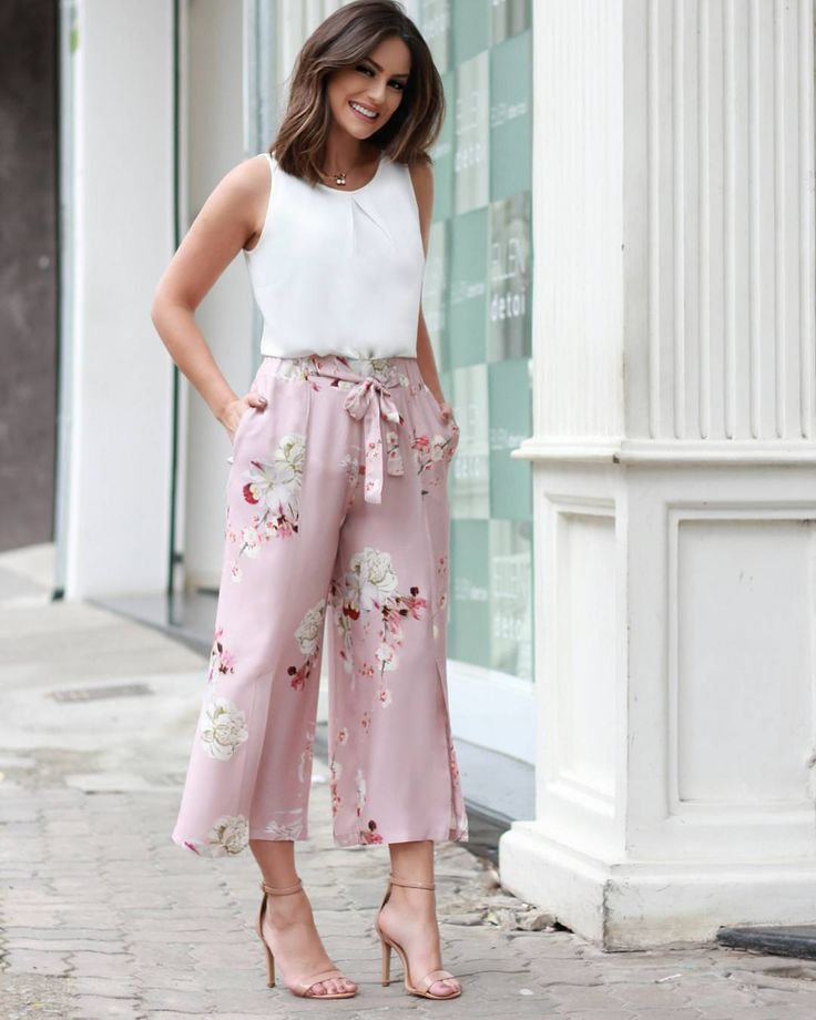 How To Wear Printed Pants : 2,939 curtidas, 92 comentários – DOCE FLOR (@doceflorsp) no In ...