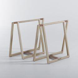25 beste idee n over schraag bureau op pinterest wit bureau - Am pm meubels ...