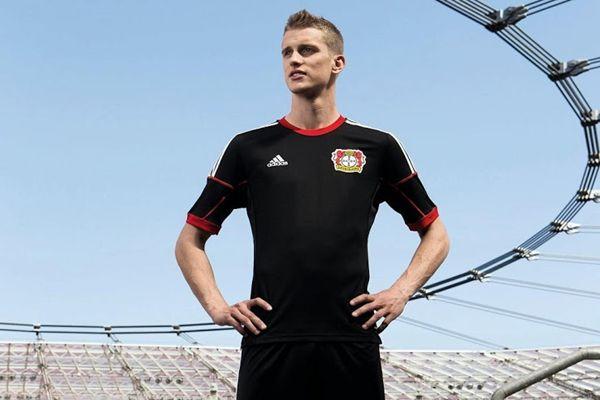 Camisa titular Bayer Leverkusen 2013-2014