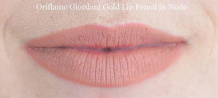 Карандаш для губ Оriflame Роскошный контур Giordani Gold