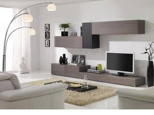 Salon con alfombra color crema office pinterest for 7 1 wohnzimmer