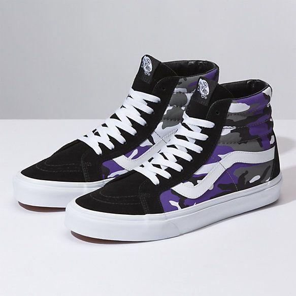 Vans shoes fashion, High top vans