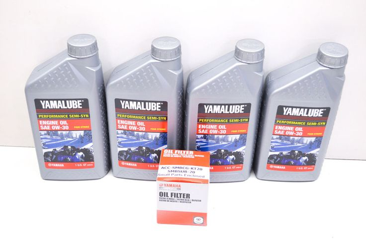 New OEM Yamaha Snowmobile Oil Change Kit NOS | eBay Motors, Parts & Accessories, Snowmobile Parts | eBay!