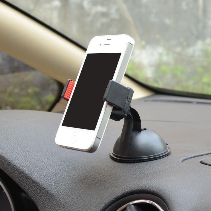 360 Degree Rotation Mobile Phone Car Holder