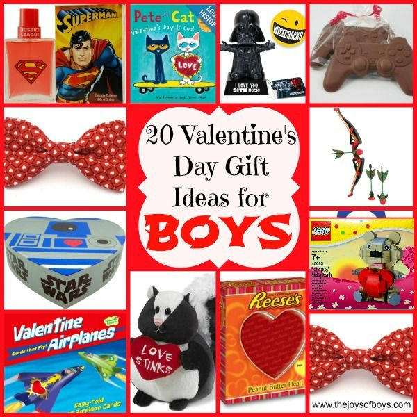 20 Valentine S Day Gifts For Boys Holiday Fun Valentines