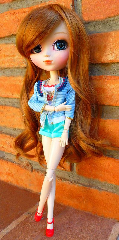 Pullip Merl - Mariana | Flickr - Photo Sharing!