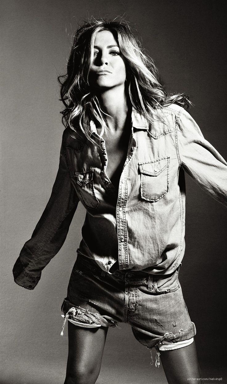 Jennifer Aniston by Alexei Hay