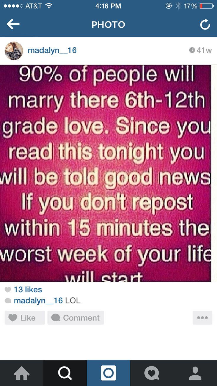 Not risking it! I really hope it's true!