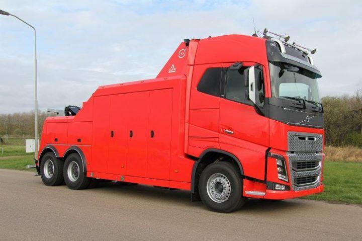 Volvo Falkom Bv Tow Trucks Pinterest Volvo