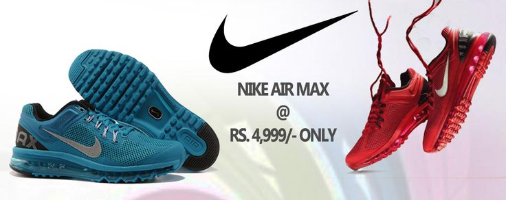 Buy Nike Airmax Shoes for a smart sportswear in just Rs.4,999/-  >>> http://hytrend.com/sale/deals.html