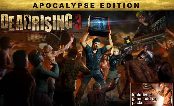 Dead Rising 3 - Apocalypse Edition