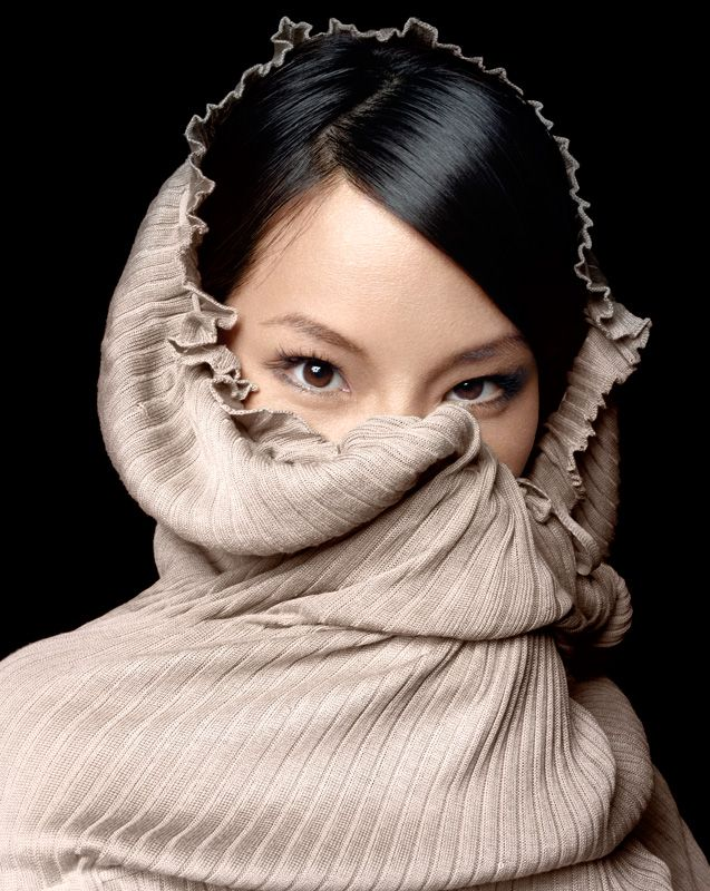 Lucy Liu by Rankin  SEPTEMBER 15, 2012 - January 13, 2013 #Duesseldorf, Germany,