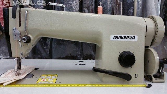 Šicí stroj MINERVA M 113 . Průmyslový - obrázek číslo 2