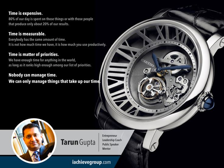 #Time #Priorities #Success #Quotes by #RockingTG at #iAchieveGroup