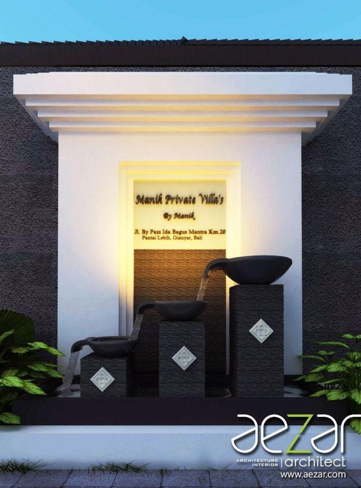 Modern, Traditional, Tropical  | Exterior | Manik Private Villa's | Bali | Aezar Architect