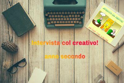 Un'idea tira l'altra: Intervista col creativo! Anno secondo : Il viaggio continua e oggi conosciamo Lisa.