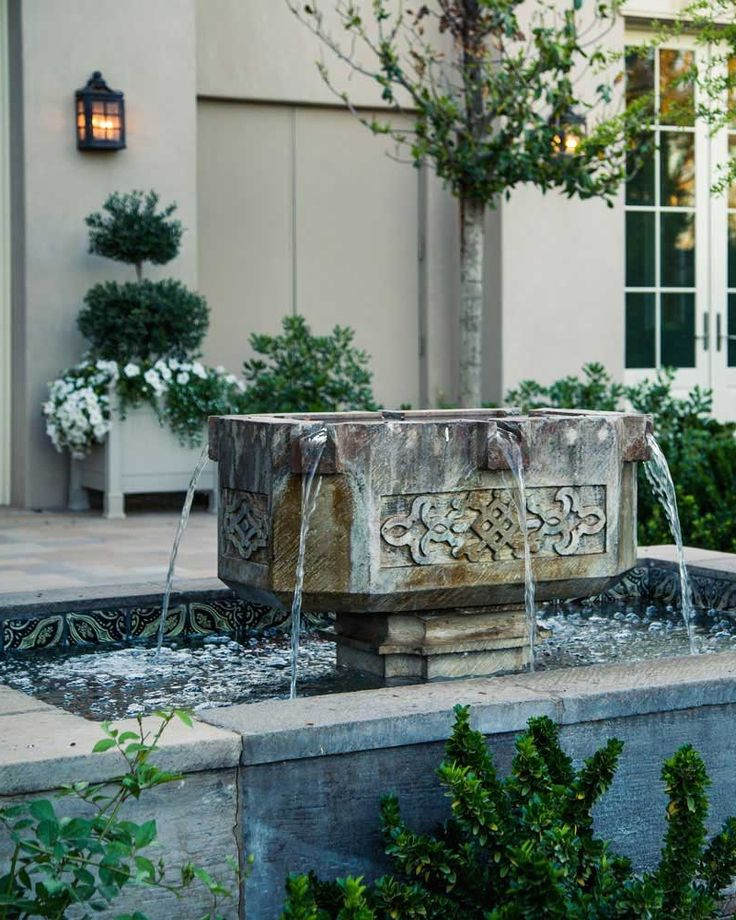 Berghoff Design Group 508 best FOUNTAINS images