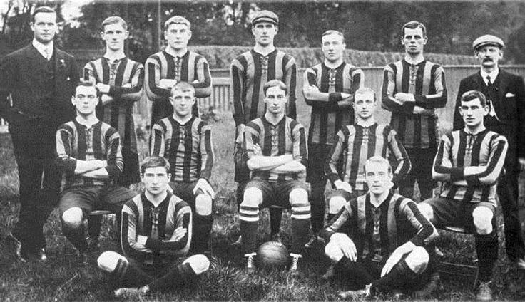 Hull City 1907/08 season.