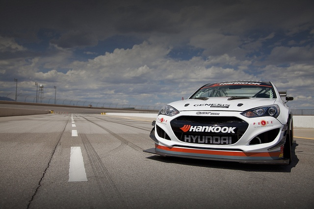 RHR 2013 Hyundai Genesis Coupe at Pikes Peak, via Flickr & Lotpro.com