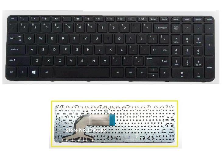 New laptop US Keyboard For HP Pavilion 15 15T 15-n 15-e 15N 15E 15-E000 15-N000 15t-e000 15-n100 15t-n100 15-e087sr Keyboard