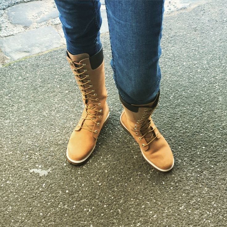 My new timberlands