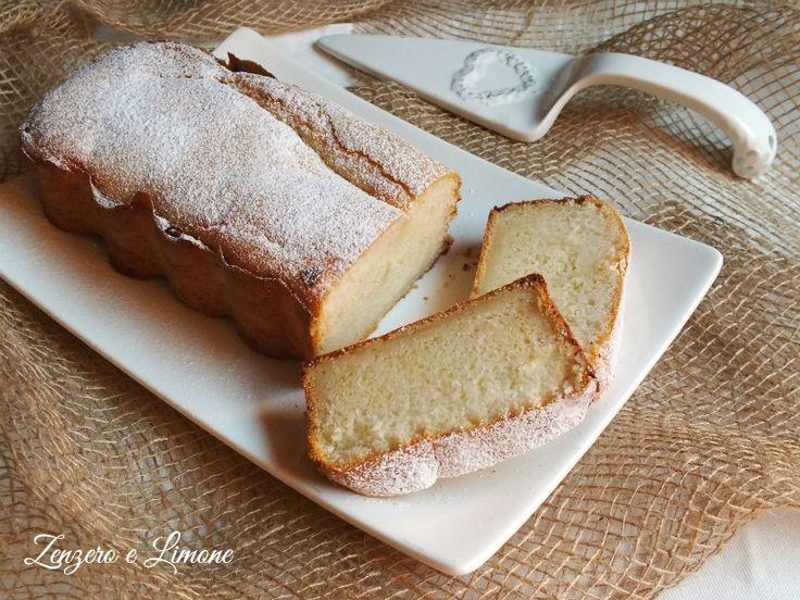 Plumcake di gelato - ricetta incredibile