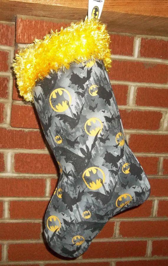 Batman Bats Bat Signal Symbol Emblem Black by SantaApprovedShoppe, $24.99