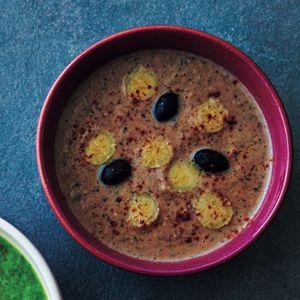ごぼうと黒豆のポタージュごぼうと玉ねぎのおいしさが溶け込んだ深みのある味わいごぼうは低カロリーでありながら、ミネラルや食物繊維量が抜群。抗酸化作用のあるポリフェノール豊富な黒豆のコクが加わって、味がまろやかに♡■材料(2杯分)玉ねぎ…1/8...