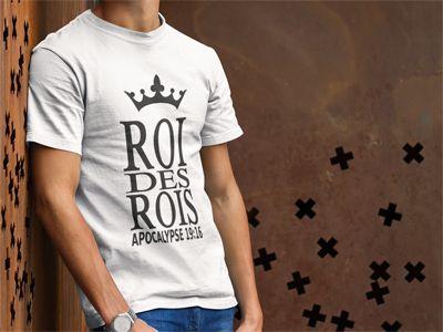 Godsèd & Dis-le! Prod  T-shirts for christians: http://www.godsed.ch/dis-le---shop.html