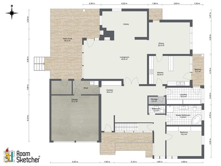 196 best real estate floor plans images on pinterest for Floor plans for real estate marketing