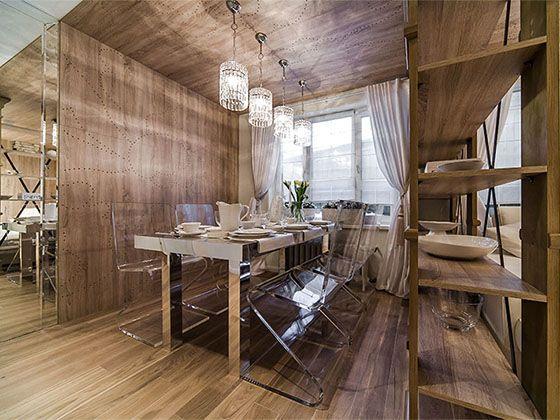 готовая работа компании Рябина-мебель