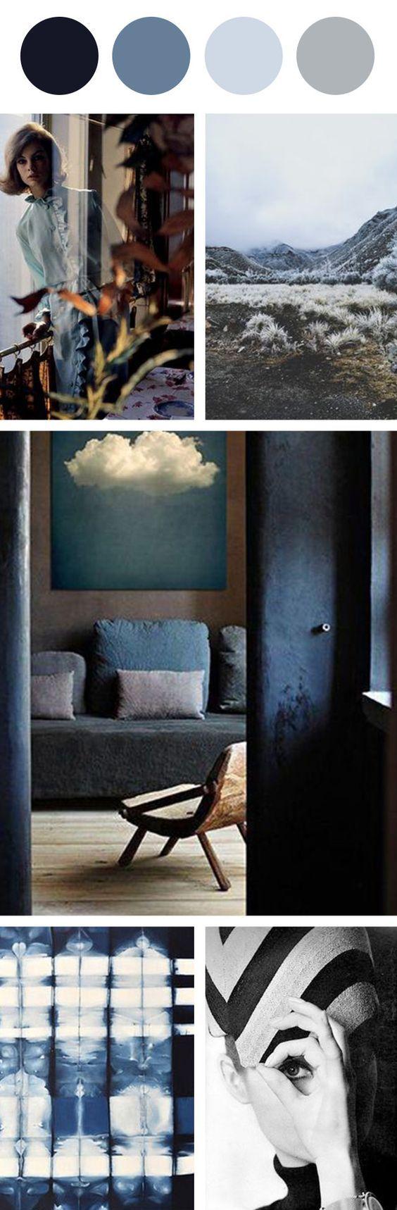 Farbpalette des Sommers - von Mitternachtsblau (Farbpassnummer 30) bis Hellblau (Farbpassnummer 17) Kerstin Tomancok Farb-, Typ-, Stil & Imageberatung