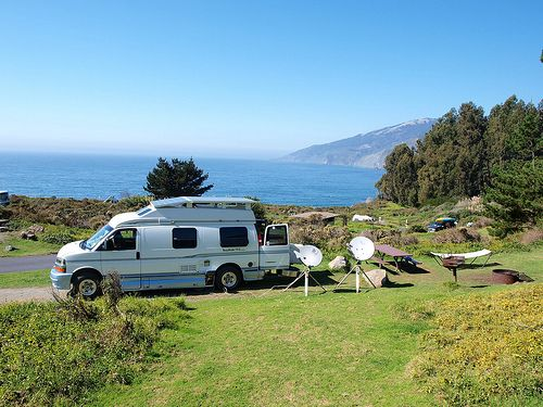 How to Find and Use National Forest Campgrounds