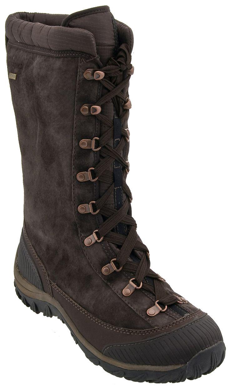 Patagonia Shoes Koyuk Waterproof Boots Velvet Brown