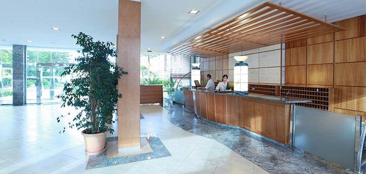Alcudia Pins Hotel: Reception