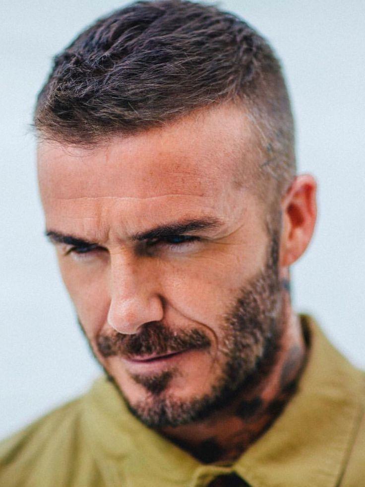 Beckham Frisur