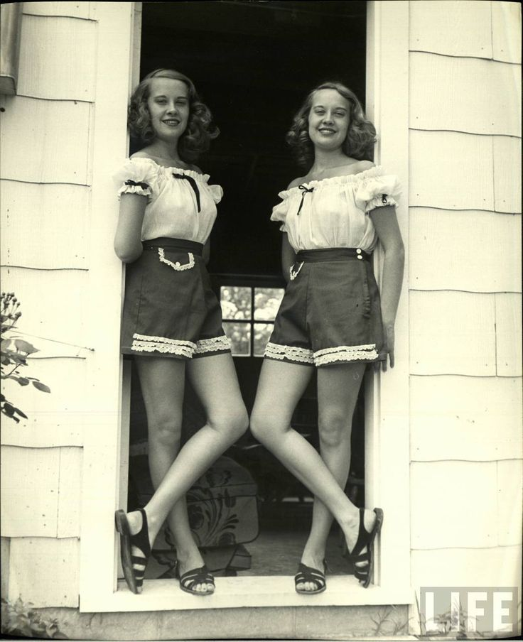 1947 peasant blouses.