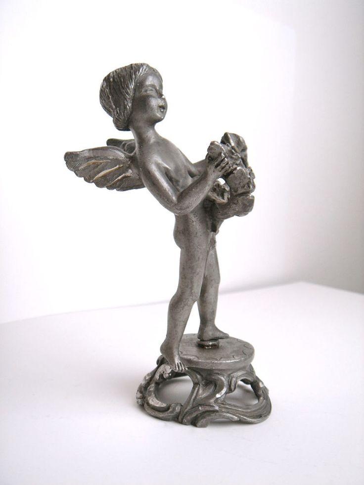 Vintage Cherub Cupid Putti at http://www.ebay.com/sch/bohemika/m.html