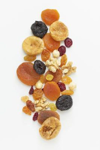 Snack Foods High in Iron