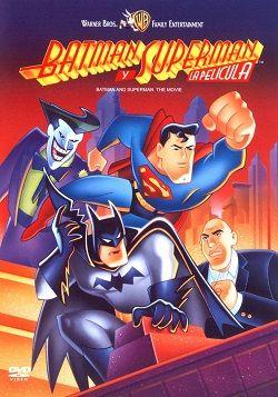 """Ver película Batman y Superman La Pelicula online latino 1998 gratis VK completa HD sin cortes descargar mega audio español latino online. Género: Animación, Infantil Sinopsis: """"Batman y Superman La Pelicula online latino 1998"""". """"The Batman/Superman Movie"""". """"Batman/Superman Adventures: World's"""