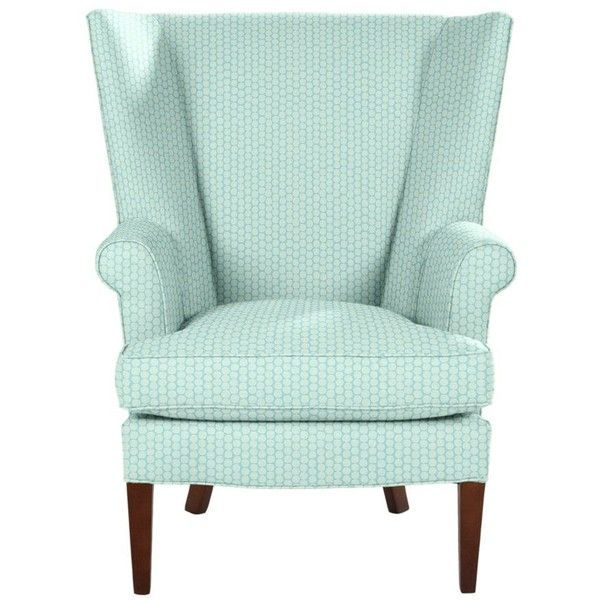 Owen Wing Chair - Owen is a a modern take on the traditional wingback chair and is anything but ordinary. Rolled arms and curved high back make the Owen chair c...