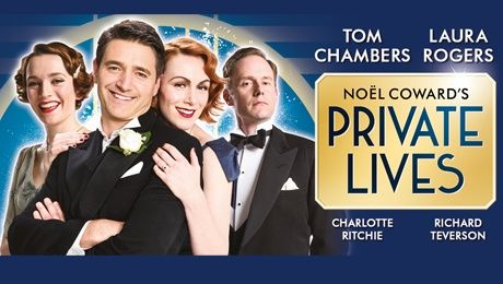 Afternoon Tea with Tom Chambers and Charlotte Ritchie